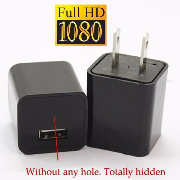 Cục sạc camera WIFI FULL HD thế hệ mới